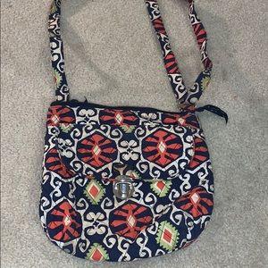 Vera saddle hipster bag